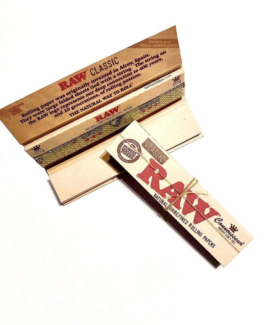 RAW Classic Connoisseur