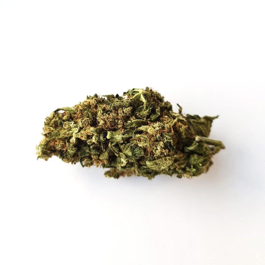 Super Silver Haze CBD bud