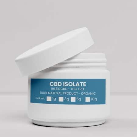 CBD Isolat